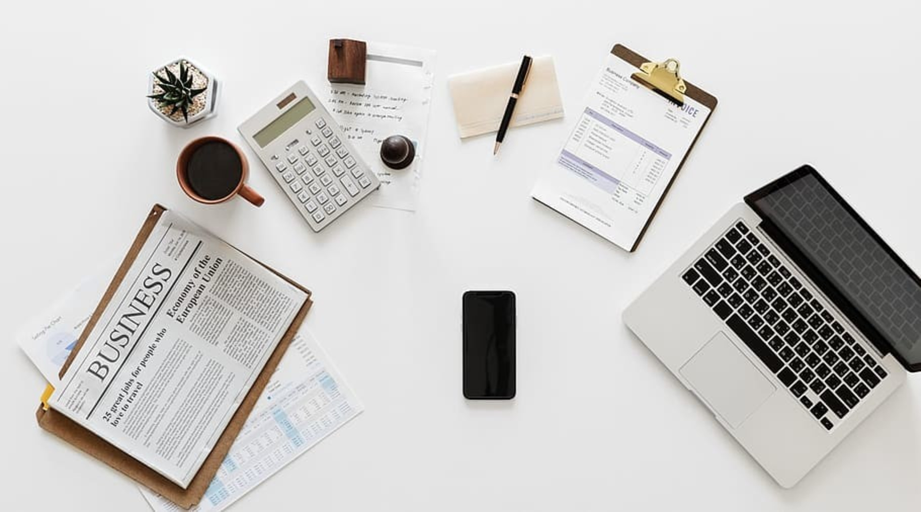 Accounting Application Bankbook Business