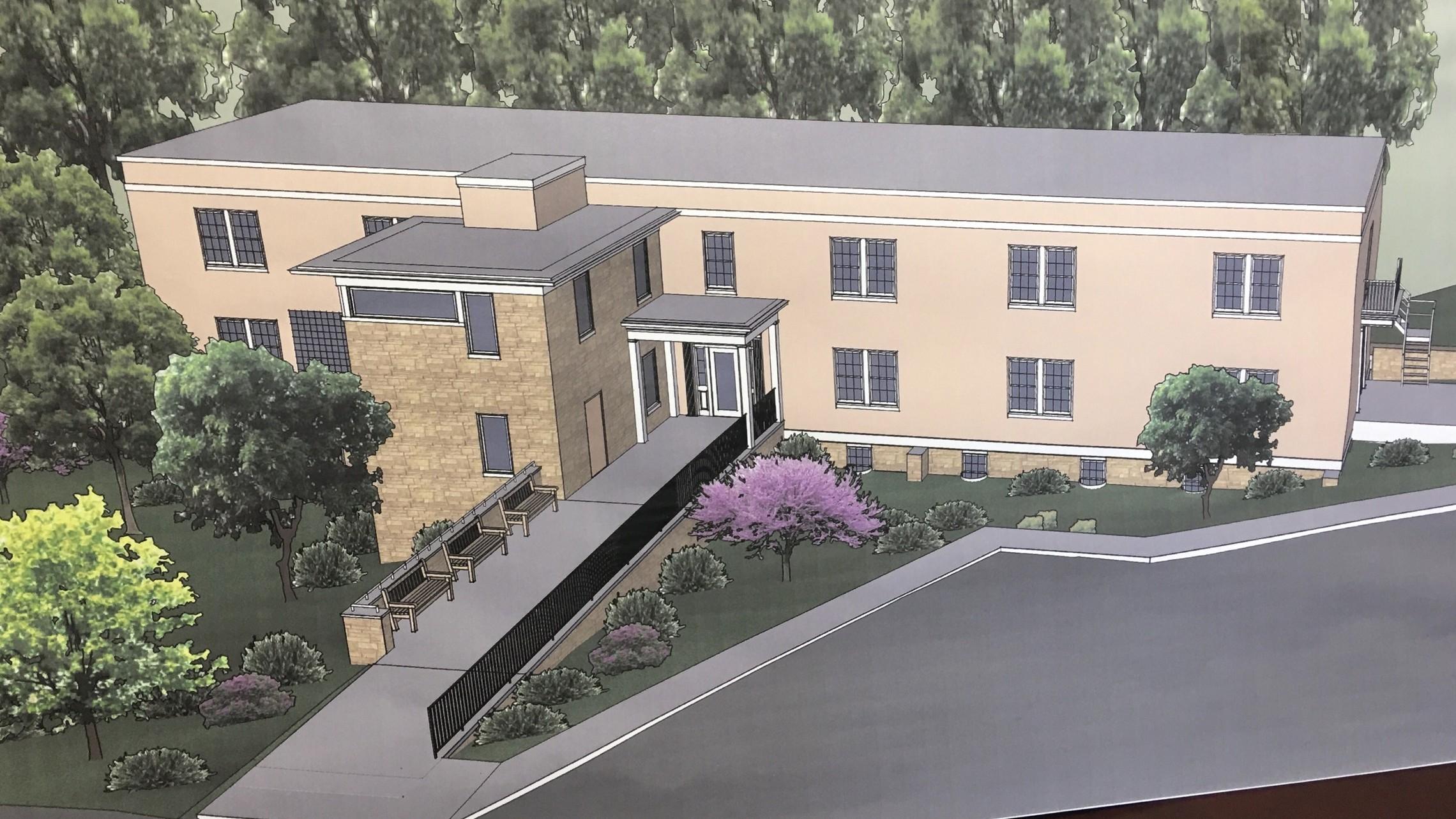 Parish Center Revovation